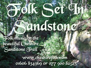 Folk Set In Sandstone