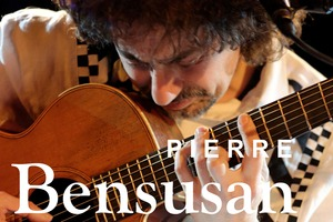 Discover the genius of acoustic guitarist Pierre Bensusan